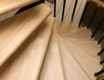 ступени забежные деревянные