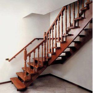 Лестница деревянная «Тайга 19»