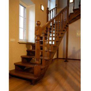 Лестница деревянная «Тайга 21»