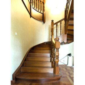 Лестница деревянная «Тайга 27»